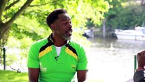 Tony Greyson-Newman 'The Jamaican Kayaksman'  Part 1 || Exclusive Interview || The Sylbourne Show