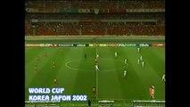 Hakan Sukur TURKIE VS KOREA  The fastest goal in the history of the FIFA World Cup Korea Japon 2002
