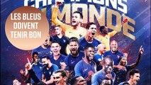 Les promesses de l'équipe de France : dures à tenir !