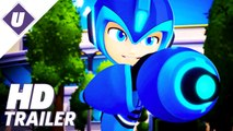 Mega Man: Fully Charged 101A - New Episode Trailer | SDCC 2018