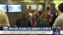 Après avoir passé 19 ans en Indonésie pour trafic de drogue, Michaël Blanc vient d'atterrir en Suisse