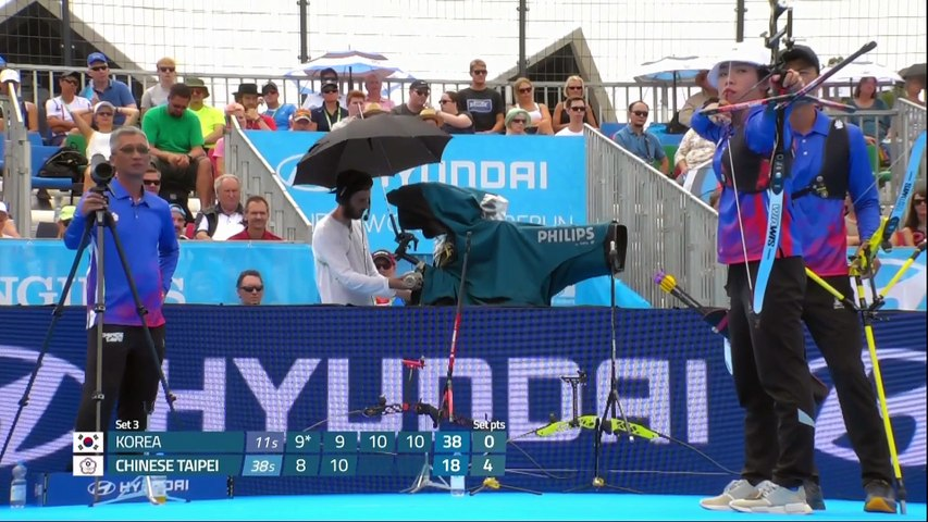 Berlin 2018 Hyundai Archery World Cup Stage 4, 21-22 June (8)