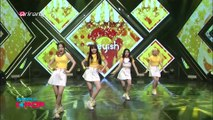 [Simply K-Pop] G-reyish(그레이시) _ With a smile(한바탕 웃음으로) _ Ep.315 _ 060818