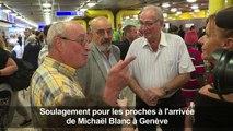 Michaël Blanc arrivé à Genève après 19 ans en Indonésie