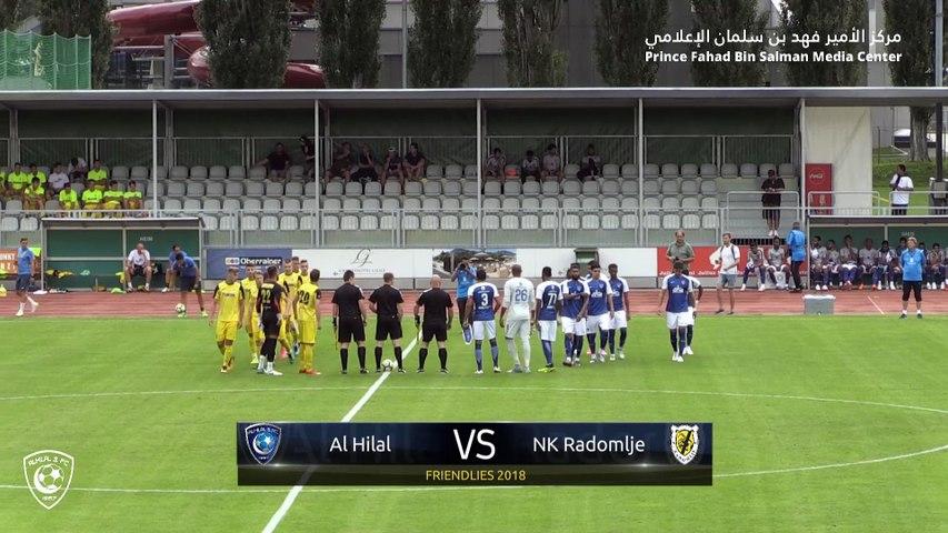 LIVE: Al Hilal vs NK Radomlje
