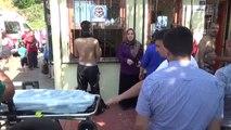 Boğulma Tehlikesi Geçiren Çocuk Kurtarıldı - Zonguldak