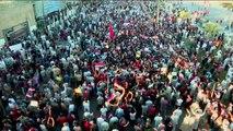 ادامه تظاهرات مردم در اعتراض به بیکاری و کمبود خدمات در عراقدر عراق اعتراض های مردم به کمبود خدمات و بیکاری به شهرهای جنوبی عمدتا شیعه نشین از جمله بغداد، بصر