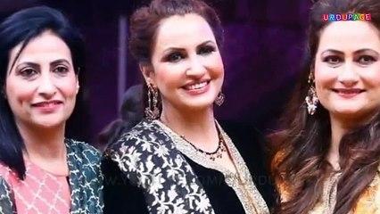 Pakistani Actress Saba Faisal Wedding Pics