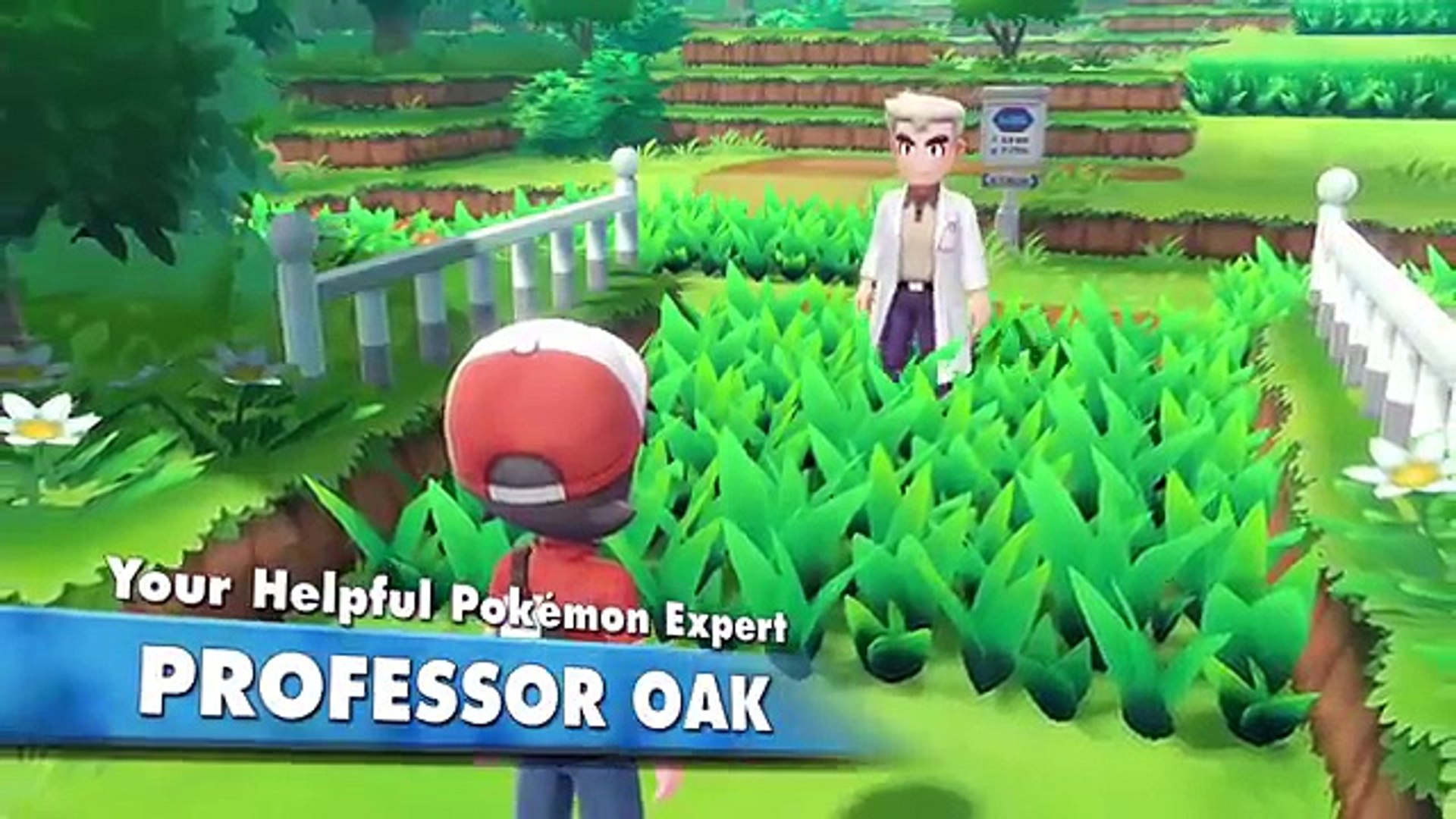 Explore the World of Pokémon- Let's Go, Pikachu! and Let's Go, Eevee