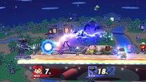 Super Smash Bros. Wii U - Ness vs R.O.B - Frezhor - Nintendo (Wii U) HD #243