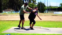 ARETE THROWS NATION ,  Summer Throws Camp Tour ,  Shot Put & Discus Throw