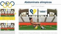 Abdominais olímpicos - Ediçao especial Olimpíadas 2012  (exercícios eficazes para abdominais)