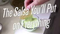 The Secret to Austin's Essential Green Salsa Isn't What You'd Think