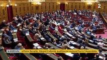 EN DIRECT - Affaire Alexandre Benalla: Le ministre de l'Intérieur Gérard Collomb est auditionné ce matin à 10h à l'Assemblée nationale