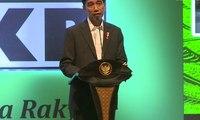 Presiden Jokowi Singgung Soal Pilpres di Hari Lahir PKB