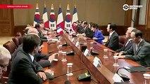 Экс-президента Южной Кореи Пак Кын Хе признали виновной в растрате государственных средств и вмешательстве в парламентские выборы 2016 года, суд приговорил ее к