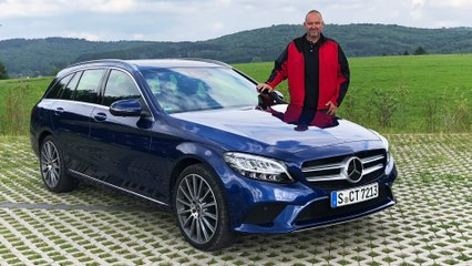 2018 Mercedes-Benz C-Class - Review and Test Drive with C 220 d & AMG C43