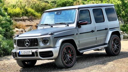 Mercedes-AMG G63 Review: Testing the Top-Version of the new Mercedes G-Class
