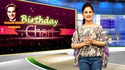 "Happy Birthday ""Mukesh Mathur""   22nd July   Celebrity Birthday   HD Video"