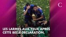 Olympique de Marseille : les touchantes larmes de Florian Thauvin en évoquant son amitié avec Steve Mandanda