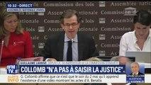 """Affaire Benalla: """"Il est courant que des personnes soient observateurs dans des opérations policières"""", déclare Gérard Collomb"""