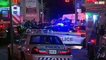 Une fusillade qui a éclaté dimanche soir dans le quartier grec de Toronto a fait deux morts, dont le tireur, et 13 blessés.