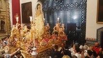 Procesión de la Virgen del Carmen de Calatrava - Sevilla 2018