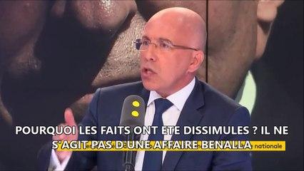 E.Ciotti France Info - Pendant 83 jours Macron a fermé les yeux sur les violences de enalla.