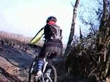 VTT à ST philbert de Grand Lieu le 16 dec 07