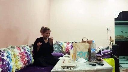 Omar & Rajaa Belmir Pranks (Part 1) | (مقالب عمر لرجاء (الجزء1