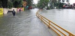 കോട്ടയത്ത് ടി.വി ചാനല് സംഘം സഞ്ചരിച്ച വള്ളം മുങ്ങി രണ്ട് പേരെ കാണാതായി | Oneindia Malayalam