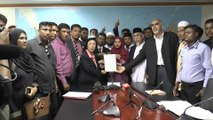 Myanmar Ethnic Rohingya Human Rights Organisation submits memorandum to Suhakam