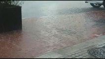 Непогода в провинции Барселона