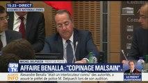 Le préfet de police de Paris écarte toute intervention d'Alexandre Benalla dans la gestion du retour des Bleus