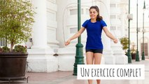 La corde à sauter : un bon exercice pour maigrir
