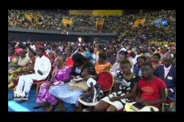 RTG / Tenue de la 51 ème assemblée régionale de l'église Les Témoins de Jehovah