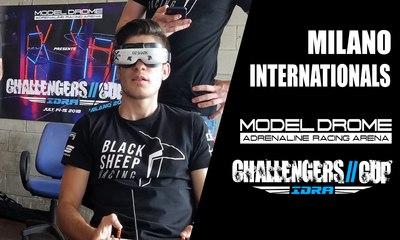 Milano Internationals   Zacki FPV   IDRA 2018 Challengers Cup