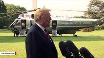 Trump Again Lashes Out At 'The Amazon Washington Post'