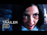 ALITA: BATTLE ANGEL Official Trailer #2 (2018) James Cameron Sci-Fi Movie HD