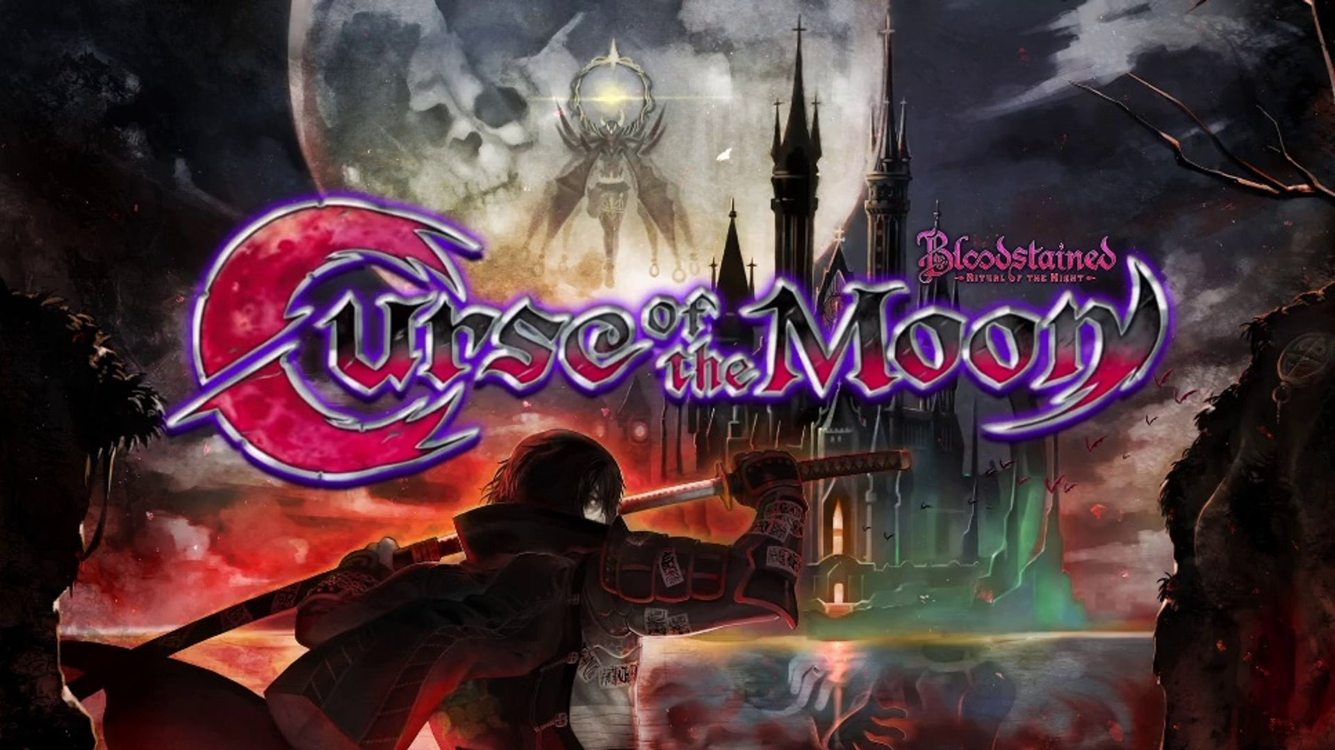 Bloodstained CotM - FIN B - Fallen Moon's Requiem