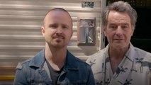 Aaron Paul And Bryan Cranston Reunited In The 'Breaking Bad' RV