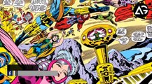 THE ETERNALS film currently in development  Marvel Studios AG Media News