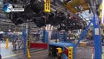 โรงงานเมกะ - เมอร์เซเดส - เบนซ์ (โรงงานรถบรรทุกที่ใหญ่ที่สุดในโลก)  Mega Factories - Mercedes Benz (The World's Largest Truck Factory)