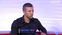 Carl Froch says Joseph Parker will start as favourite when he fights Dillian Whyte at the O2 on July 28th, Live on SkySports BoxOfficeMore: