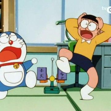 Doraemon - A máquina dos medos