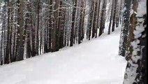 Так много снега!  #snow #mountains #winter #traveling #trip #travel #asia #ALA #almaty #kazakhstan