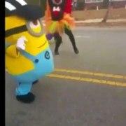 Mascot nhảy cực vui nhộn MASCOT VUI NHỘN 0