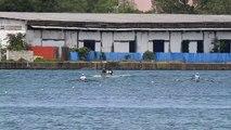 Men's 'A' single scull - 77th Madras-colombo regatta, Biera lake, colombo.