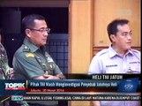 Proses Evakuasi Jatuhnya Pesawat TNI AD di Poso