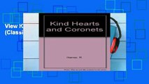View Kind Hearts and Coronets (Classic film scripts) online